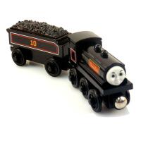 Thomas&Friends 托马斯和朋友 小型火车系列 非常木制托马斯道格拉斯 LC99010 生日节日礼物礼品 清仓处理 外包装破损 产品完好