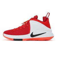 Nike耐克  男子ZOOM气垫詹姆斯运动篮球鞋  884277-600