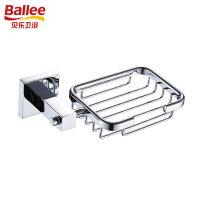 【货到付款】贝乐BALLEE G6213全铜肥皂篮 壁挂式浴室置物架