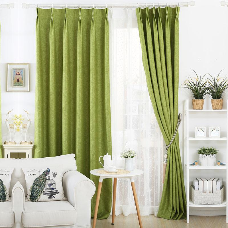 墨绿色欧式窗帘