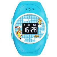 时尚防水智能插卡闹钟潮儿童学生运动定位男女电子手表  可礼品卡支付