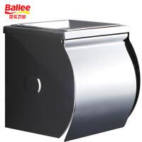 【货到付款】304不锈钢多功能烟灰缸型密封厕纸架纸巾架 ZJ007