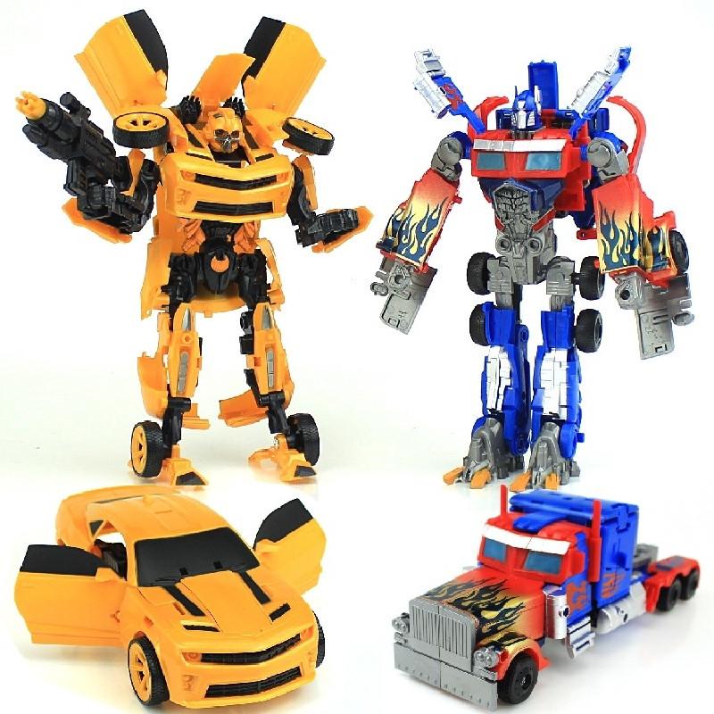 Bumblebee Transformer 4 Robot Mode Toy | www.imgkid.com ...