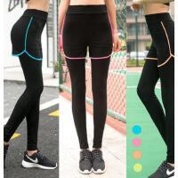 瑜伽裤子假两件运动裤紧身弹力速干健身裤跑步修身瑜珈长裤女   支持礼品卡
