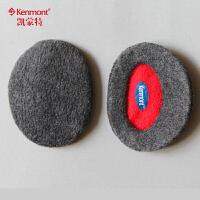男士耳罩 冬季耳包女士耳捂kenmont保暖耳套 冬季毛绒耳套3915