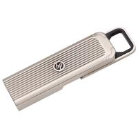 惠普(HP)U盘 v221w 32G 气质小U 金属银色32GB 迷你 时尚