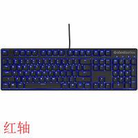 赛睿(SteelSeries)Apex M500电竞机械背光游戏键盘  按键宏设置 CherryMX红轴/青轴