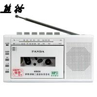 熊猫 6503  USB/TF录音机 磁带 收录机 u盘TF卡转录磁带收录机英语四六级 学习机
