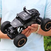 【满200-100】遥控汽车跑车兰博基尼金刚遥控车模型机器人赛车充电动儿童玩具车