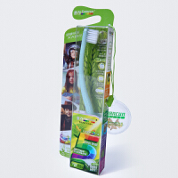 【当当自营】儿童善存麦芽牙刷单支装(四色可选)宝宝/婴儿/儿童牙膏牙刷系列
