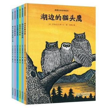 睡前故事书经典获奖绘本书籍幼儿童动物世界全集读物图画故事书精装版