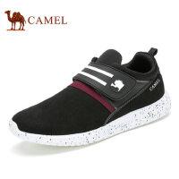 camel骆驼男鞋 新品 运动鞋男潮流休闲轻便套脚男鞋