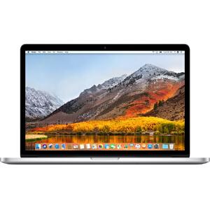 苹果(Apple)MacBook Pro MJLQ2CH/A 15.4英寸笔记本(Core i7处理器/16GB内存/256G SSD闪存/Retina)