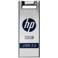 HP/惠普u盘x795w 32g金属迷你高速USB3.0防水优盘32G创意定制车载