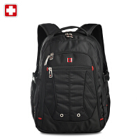 SWISSWIN瑞士十字正品休闲背包双肩包电脑包大笔记本专用包