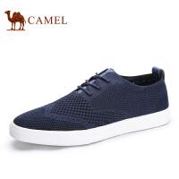camel骆驼男鞋 透气休闲鞋夏季网鞋网布鞋滑板鞋潮鞋男士