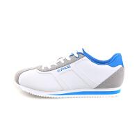 鸿星尔克男鞋 休闲鞋男鞋简约复古轻质休闲跑步鞋