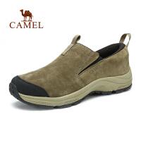 camel骆驼 户外休闲徒步鞋 秋季新款男士轻便透气套筒徒步鞋