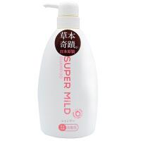 日本资生堂(Shiseido)惠润鲜花芳香洗发水600ml 0745