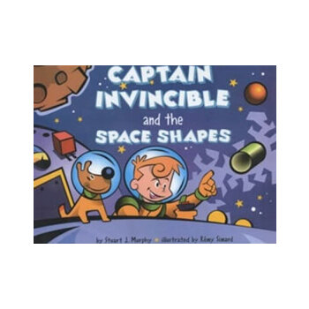 invincible and the space shapes (math start) 数学启蒙:宇宙无敌