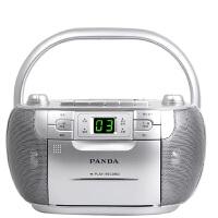 熊猫 CD-103CD机 面包机 收录机 磁带机cd播放机录音机 胎教机 播放器 英语学习机