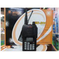 实达 SD-201对讲机 带显示屏 全频段  超值 赠送耳机