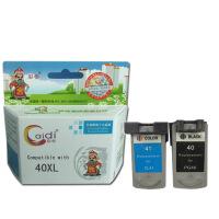 彩帝 兼容 佳能    佳能 PG-40墨盒        CL41墨盒    PG40墨盒     适用于MP198/IP1180/IP1980打印机
