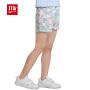 季季乐童装夏季女童休闲短裤大童时尚热裤GXK51187
