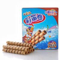 [当当自营] 康师傅 彩笛卷巧克力味40g