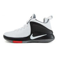 Nike耐克  男子ZOOM气垫詹姆斯运动篮球鞋  884277-100  现