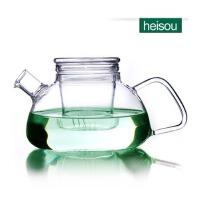 HEISOU 大容量 玻璃壶 耐热玻璃茶壶 花茶壶 玻璃茶具 CF-27