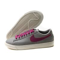 耐克NIKE足球女鞋运动鞋Blazer/开拓者低帮牛皮板鞋371759-064