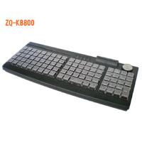 中崎POS机键盘 ZQ-KB800 收款机键盘 收银机键盘 POS机键盘