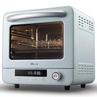 小熊(Bear)电烤箱 家用多功能烘焙烤箱上下独立控温烤炉 DKX-A38A1