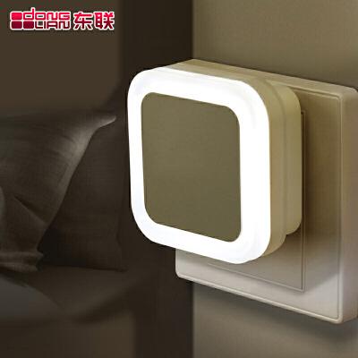 东联LED温馨小夜灯创意节能光控感应玄关灯插电梦幻走廊灯饰