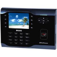 中控 M500 彩屏射频卡刷卡考勤机 刷卡打卡机 U盘 USB 网络功能