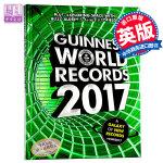 2017吉尼斯世界纪录大全 英文原版 Guinness World Records 2017