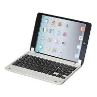 ikodoo爱酷多 苹果iPad Mini1/2/3/4通用型无线蓝牙键盘 笔记本转账磁吸型可做保护套 ipad mini键盘  ipad mini4线键盘 ipad mini2保护套 ipad mini3保护壳 ipad mini皮套 ipad mini2皮套 ipadmin4i键盘
