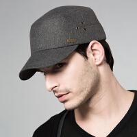 kenmont 帽子 男款 春夏天 户外韩版 潮军帽 遮阳帽 0568