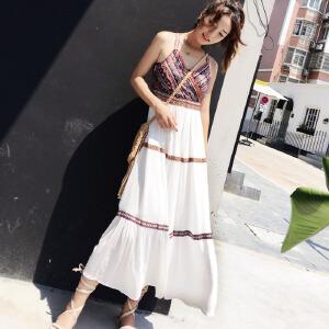 【满2件6折】白领公社 连衣裙 女士秋季新款时尚翻领长袖衬衫裙两件套韩版女式气质修身裙子套装