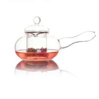 HEISOU 日式长柄玻璃壶 带内胆花草茶壶 CF-36