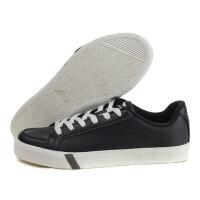 李宁生活男鞋低帮快干耐磨吸湿板鞋运动鞋ALAH071-1
