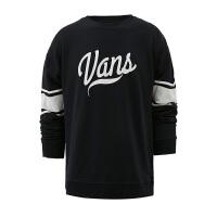 Vans范斯 女子运动休闲套头衫  VN0A2YVSBLK 现