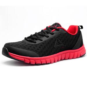 匹克PEAK新品竞速系列时尚前卫男款竞速跑鞋DH042411