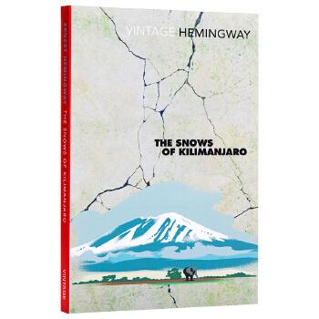 《乞力马扎罗的雪 英文原版 Snows of Kilimanj