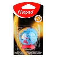 马培德MAPED 地球仪卷笔刀 学生用品转笔刀儿童文具 051110CH