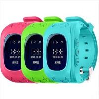 支持礼品卡支付 普耐尔W5 学生智能手表手机儿童电话手表GPS定位插卡防丢跟踪器