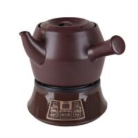 益美YM-B25FW陶瓷紫砂分体养生电煎药壶中药煲锅预约自动保温2.2L