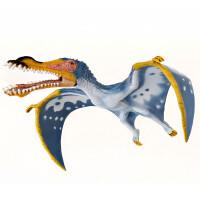 [当当自营]Schleich 思乐 恐龙系列 古魔翼龙 仿真塑胶动物模型收藏玩具 S14540
