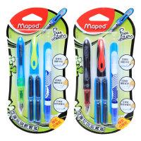 马培德MAPED 可擦写钢笔套装 学生学习文具书写用品 985710CH